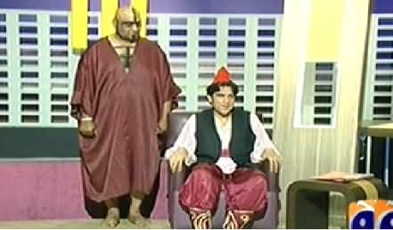 Best Of Khabarnaak on Geo News – 27th July 2014
