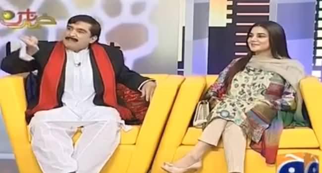 Best of Khabarnaak on Geo News - 3rd July 2016