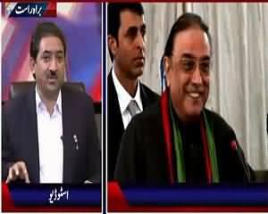 Beyond HeadLines (Asif Zardari Speech Against Army) – 16th June 2015