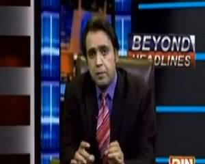 Beyond Headlines (Discussion on Latest Issues) – 7th July 2015