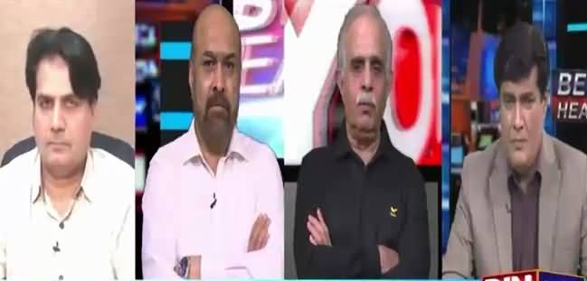 Beyond Headlines (Nawaz Sharif Dakoun Ka Kaptan Hai - Imran Khan) – 24 October 2016