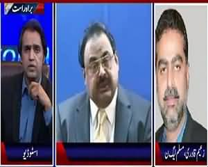 Beyond Headlines (Reaction on Altaf Hussain's Speech) – 4th August 2015