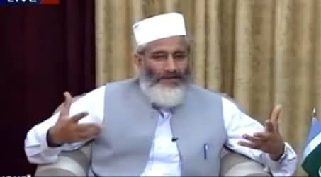 Beyond HeadLines (Siraj-ul-Haq Exclusive Interview) – 24th March 2015