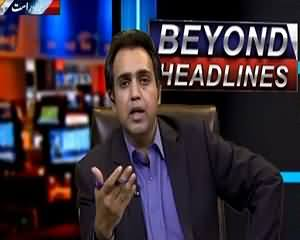 Beyond HeadLines (Who Will Win, PTI Aur PMLN) – 8th June 2015