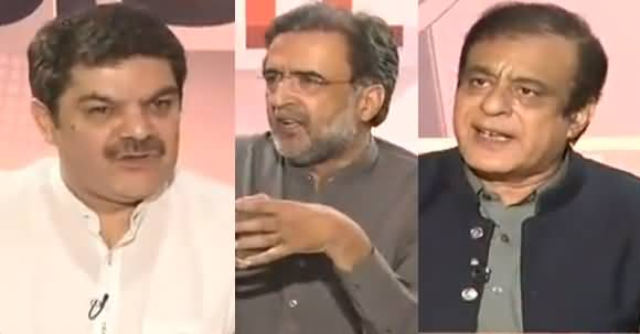 Big Debate on Samaa (Mubashir Luqman, Kaira, Nadeem Malik & Others) - 1st July 2018