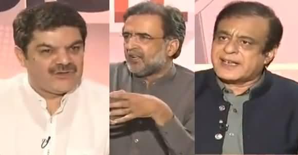 Big Debate on Samaa (Mubashir Luqman, Kaira, Nadeem Malik & Others) - 1st July 2018