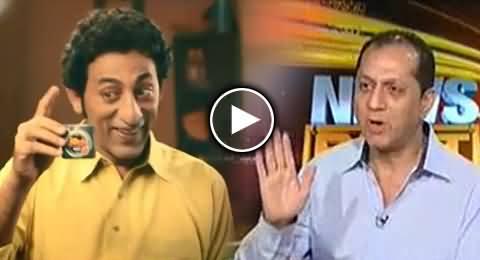 Bilal Qutab Criticizing Shameful JOSH Ad on Pakistani Tv Channels