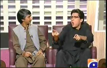 Bilawal Bhutto Zardari' Dummy's Funny Dance in Khabarnaak Program