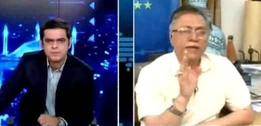 Bilawal Ki Tu Waldiyat Mein Bhi Milawat Hai - Hassan Nisar Bashing Bilawal Zardari
