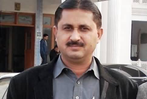 Bilawal Zardari is a Coward Man, Life Threats Letter is a Drama - Jamshaid Dasti