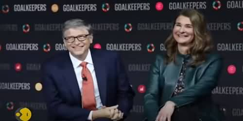 Bill & Melinda Gates Separated - How Excessive Finances Will Be Dealt With As $146bn at Stake?
