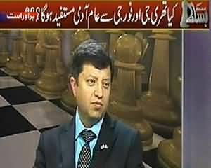 Bisaat (Aam Admi ko 3G Aur 4G Ka Kya Faida Hoga?) – 25th April 2014