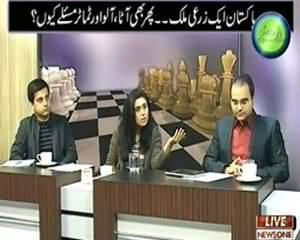 Bisaat (What Is The Best Strategy To Deal Drones?) - 8th December 2013