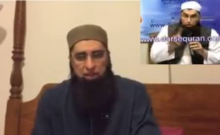 Blasphemy Case Registered Against Junaid Jamshed Due to His Remarks About Hazrat Ayesha (R.A)