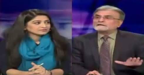 Bol Bol Pakistan (Imdad Pitafi Apologize To Nusrat Sehar) – 23rd January 2017