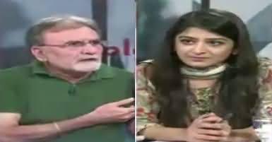 Bol Bol Pakistan (Nawaz Sharif Ki Rally Kis Ke Khilaf) – 9th August 2017