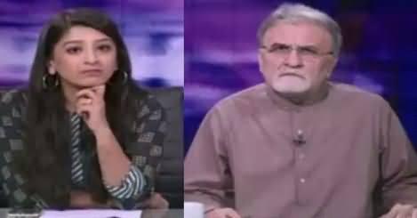 Bol Bol Pakistan (Zaeem Qadri Ki Hamza Shahbaz Ko Lalkaar) – 21st June 2018