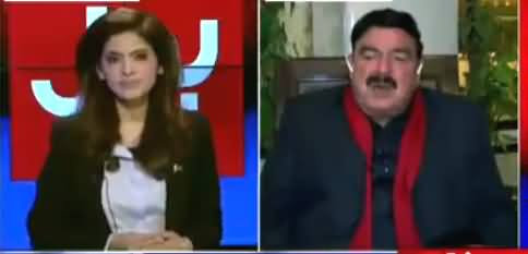 Bol Live On Bol Tv (Sheikh Rasheed Ahmad Exclusive Interview) – 12th February 2017