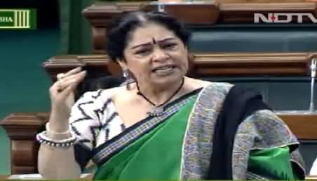 Bollywood Actress & Indian MP Kirron Kher Excellent Speech on How to Protect Your Daughters in India