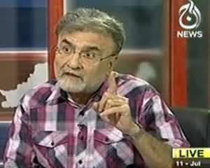 Bolta Pakistan - 11th July 2013 (Bartania Mai MQM Ka Asli Dushman Kon...???)