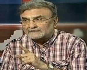 Bolta Pakistan - 12th June 2013 (Sarkari Mulazim Mayoos..Maheegai Barh Gayi..Tankhua Nahi Barhi)