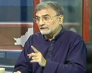 Bolta Pakistan - 20th August 2013 (Qaumi Intekhabat Karwa Liye..Zimni Intekhabat Mai Ghabrahat)