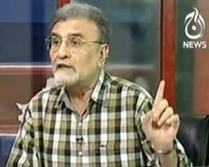 Bolta Pakistan - 21st August 2013 (Imran Khan Mehiz Ehtejaj Ya Ehtejaji Tehreek...)