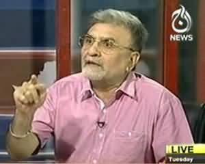Bolta Pakistan - 2nd July 2013 (Deshat Gardon Ki Giraftari...Security Agency Ki Zimedari)