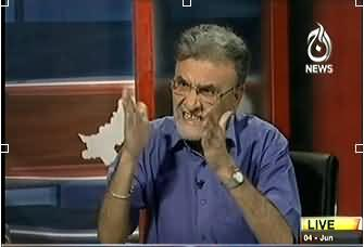 Bolta Pakistan - 4th June 2013 (Musharraf Case..Judge Ka Samaat Se Inkaar...)