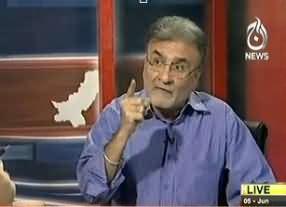Bolta Pakistan - 5th June 2013 (Achakzai Ki Taqrir...Pegam Kia Tha..??)