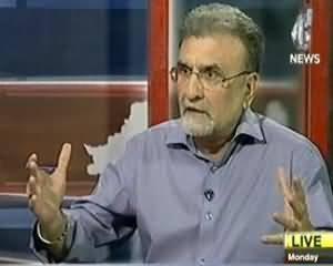 Bolta Pakistan - 8th July 2013 (Misar Amriyaat,Jamhoryat,Baghawat Aur Khana Jangi)