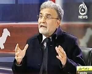 Bolta Pakistan (America Afraid of Sheikh Rasheed) - 25th March 2014