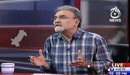 Bolta Pakistan (Attack on PTV Building by PTI & PAT Workers) – 1st September 2014