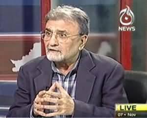 Bolta Pakistan (Baldiati Intekhabat Mai Jald Bazi Kyun?) - 7th November 2013
