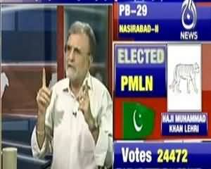 Bolta Pakistan (By-Elections Special) - 22nd August 2013