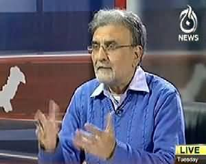 Bolta Pakistan (Conspiracy Theories on its Peak) -18th March 2014