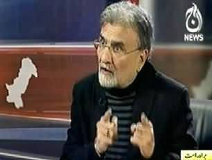 Bolta Pakistan (Dialogue and Operation, Saath Saath, Why?) - 11th February 2014