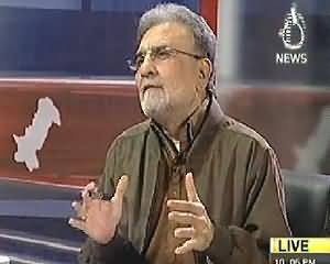 Bolta Pakistan (Direct Dialogues Started, Both Agree on Continuing Talks) – 26th March 2014