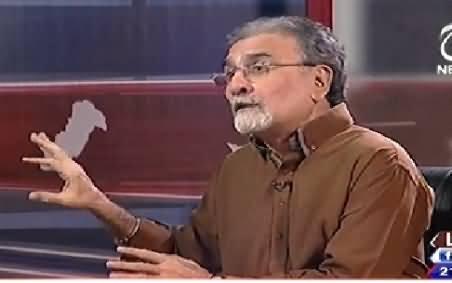 Bolta Pakistan (Dr. Tahir Ul Qadri's Revolution) – 21st July 2014