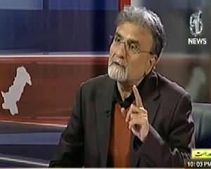 Bolta Pakistan (Final Approval of National Security Policy) - 25th February 2014