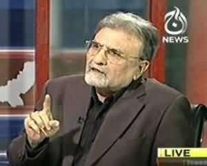 Bolta Pakistan (Hakimullah Mehsud Ki Maut k Baad Muzakaraat Mai Takheer) - 5th November 2013