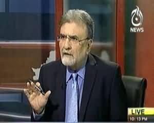 Bolta Pakistan (Kia PM Pervez Musharraf Ki Policy Par Nazar Sani Kar sakein ge?) - 24th October 2013