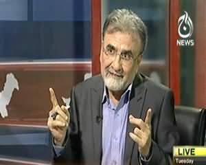 Bolta Pakistan (Kia PTI, MQM Sheikh Rasheed ke Samne Hathyar Daal Deinge?) - 22nd October 2013