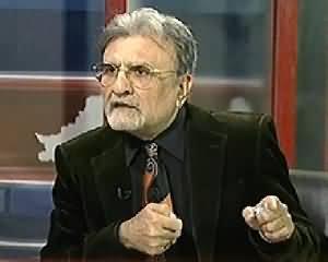 Bolta Pakistan (Lahore Ki Bari Ayi Tou Chairman NADRA Bartaraf) - 3rd December 2013