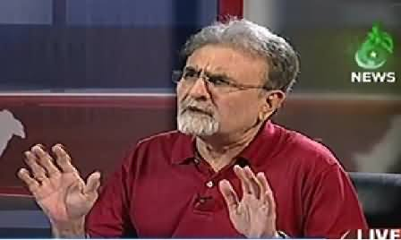 Bolta Pakistan (LHC Stops PTI From Azadi March) – 13th August 2014