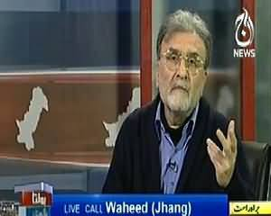 Bolta Pakistan (Musharraf, Amrica Jane Ki Tayyari Mein) – 16th January 2014