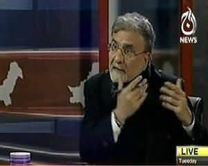 Bolta Pakistan (Muzakraat To Shru Na Huwey Par Dhamakey Jaari) – 4th February 2014