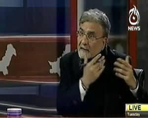 Bolta Pakistan (Muzakraat To Shru Na Huwey Par Dhamakey Jaari) – 4th February 2014