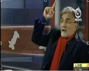 Bolta Pakistan (Najam Sethi PCB Ke Liey Kyun Zarori) – 10th February 2014