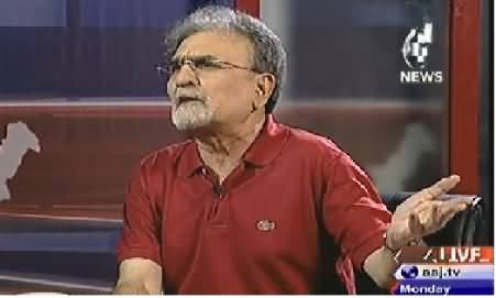 Bolta Pakistan (New Media Darling Arsalan Iftikhar) – 7th July 2014